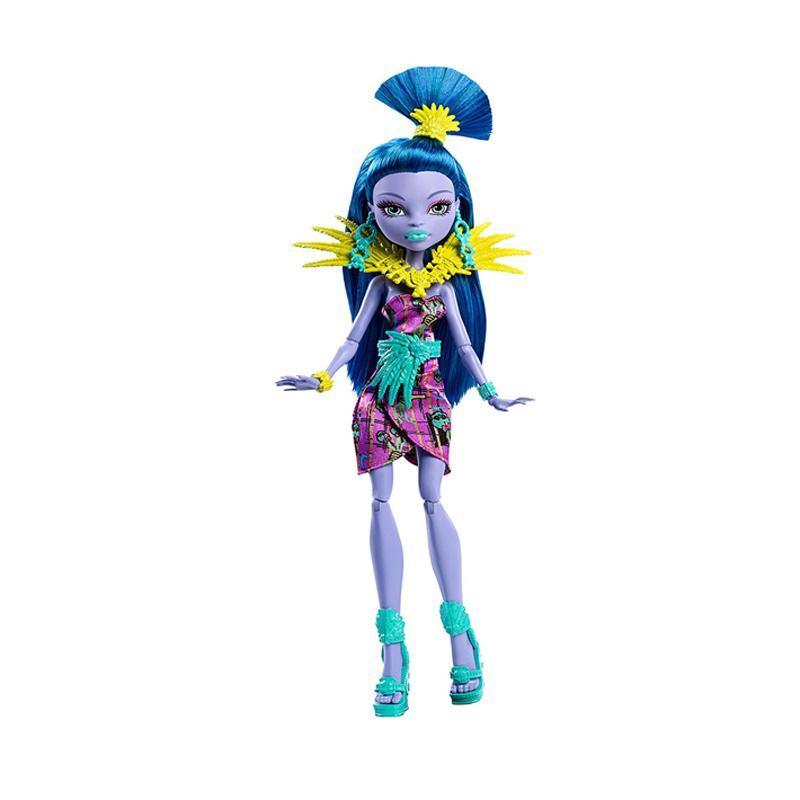 harga Matel Monster High Ghouls' Getaway Jane Boolittle Doll Mainan Anak Blibli.com
