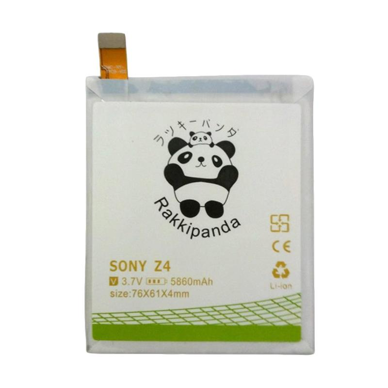RAKKIPANDA Double Power Double IC Battery for Sony Xperia Z4/C5/Z3 Plus