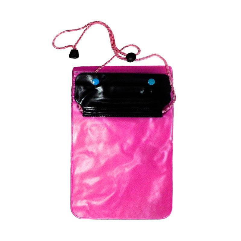 harga Mediatech 46012 Big Waterproof Bag - Pink Blibli.com