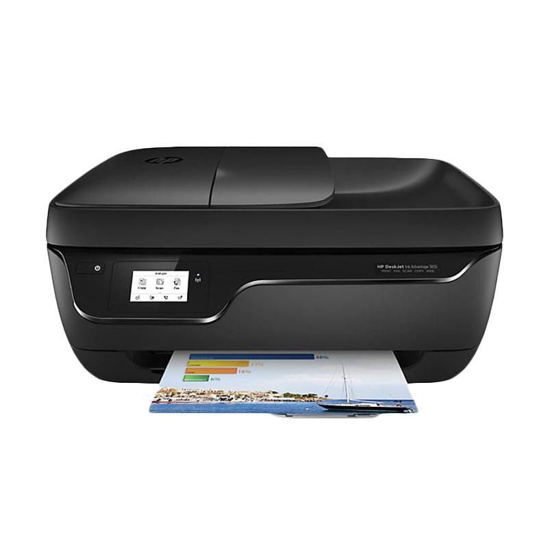 HP 3835 DeskJet Ink Advantage  All in One Printer