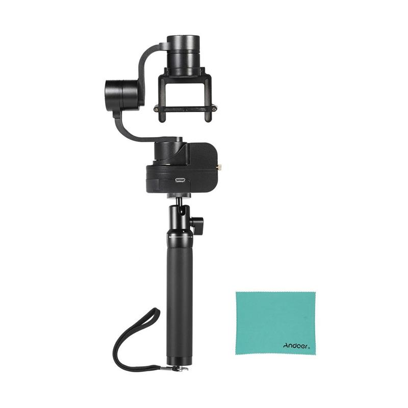 Zhiyun Rider-M 3-Axis Gimbal Stabilizer for GoPro Hero and Action Cam