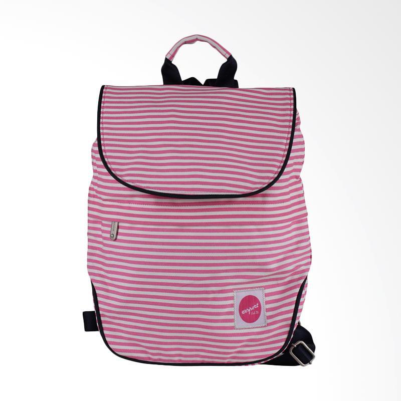 harga Exsport Citypack Deloma Tas Ransel Wanita - Pink Blibli.com c194d279bb