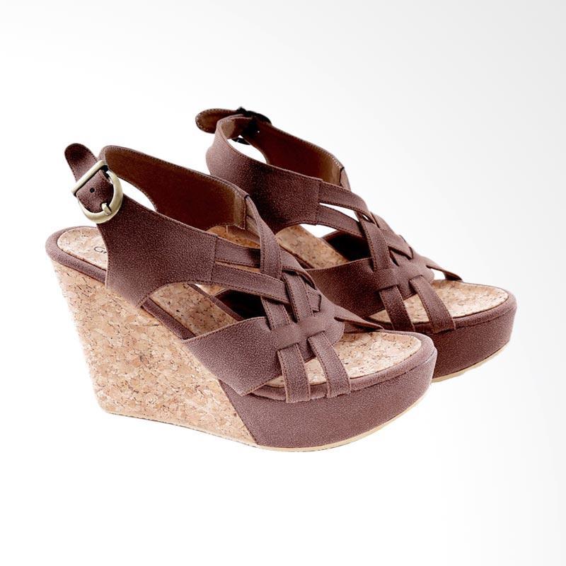 Garucci GRD 5056 Wedges Sandal Wanita