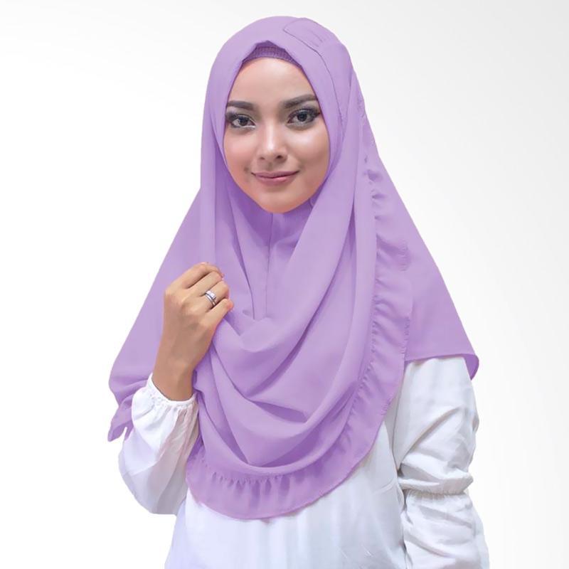 Milyarda Hijab Oshi Hijab Instan - Lavender