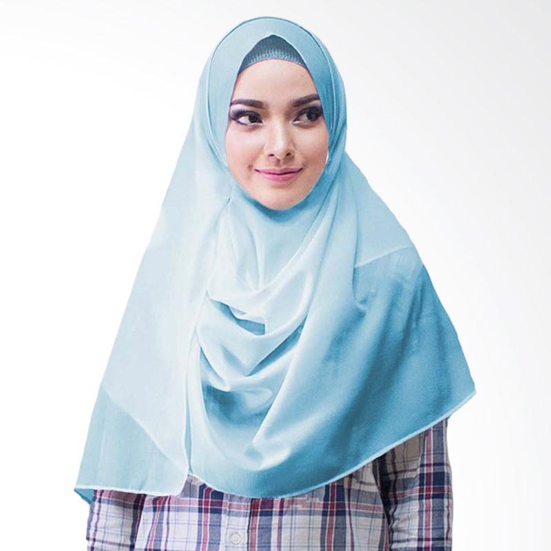Milyarda Hijab Paloma Diamond Hijab Instan - Baby Blue