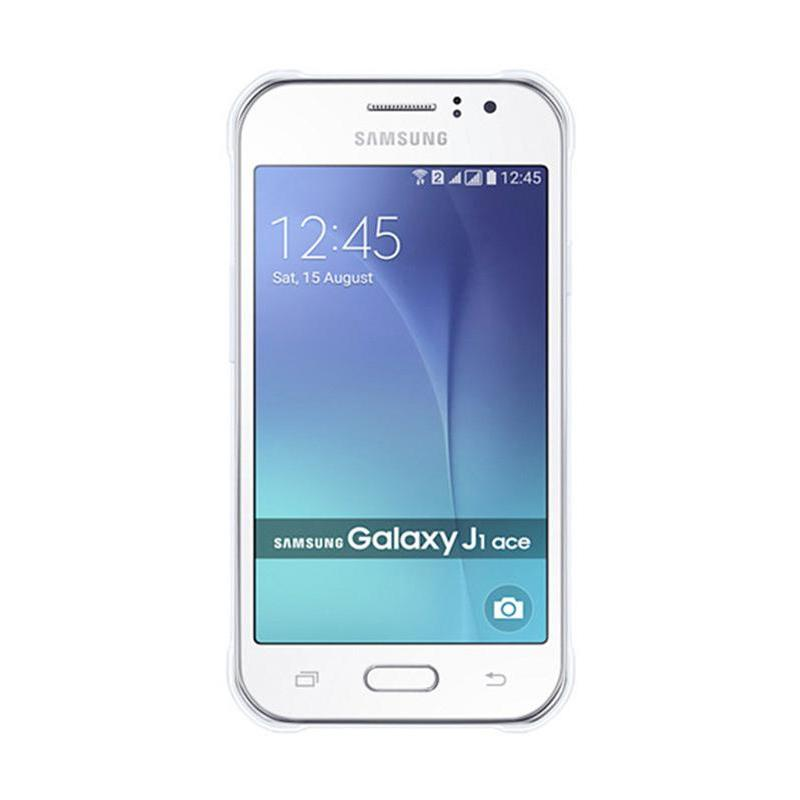 Samsung Galaxy J1 Ace Ve 2016 J111F Smartphone - White [8GB/ 1GB]