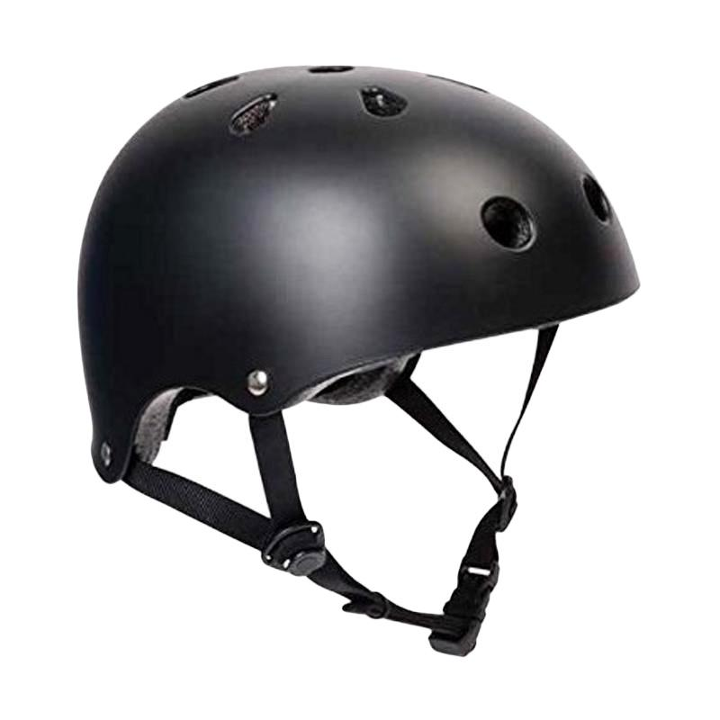 harga Threesixty BMX All Mountain Pack Helm Sepeda with Built In Speaker - Black [Size M] Blibli.com