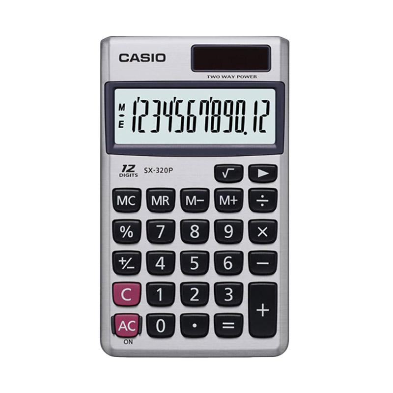 harga Casio SX-320P Calculator Blibli.com