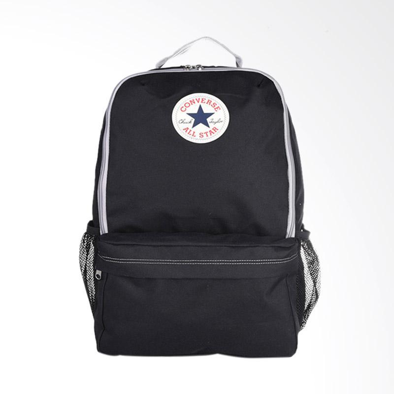 harga Converse All Star Backpack Tas Ransel - Black CONBPS170101 Blibli.com