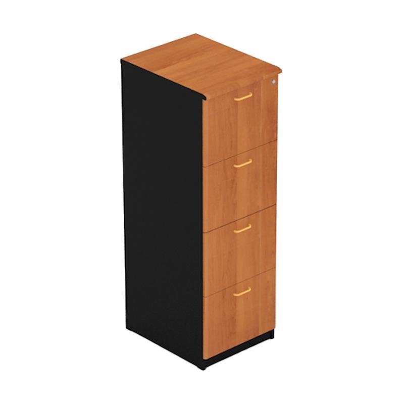 UNO UFL 4254 Kayu Filing Cabinet [4 Laci]
