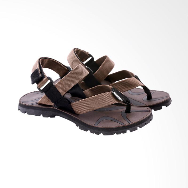 Garucci Sandal Gunung Pria - Brown GSG 3063