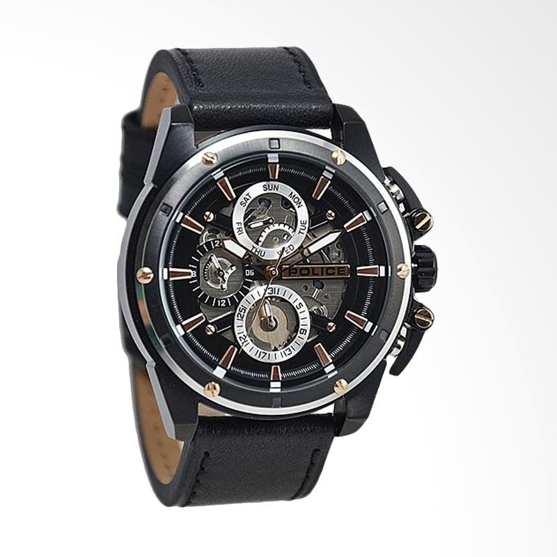 Police Multi Dial Stainless Steel watches