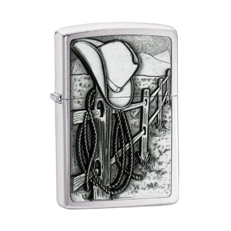 Zippo Country Emblem Pocket Lighter