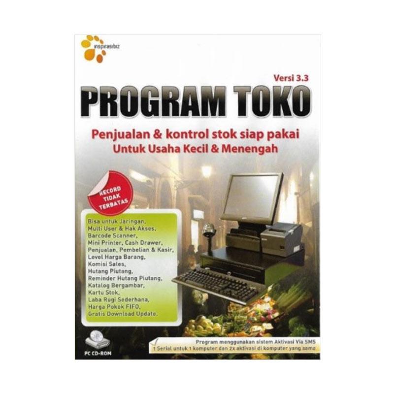 Inspirasibiz Toko 3.3 Software