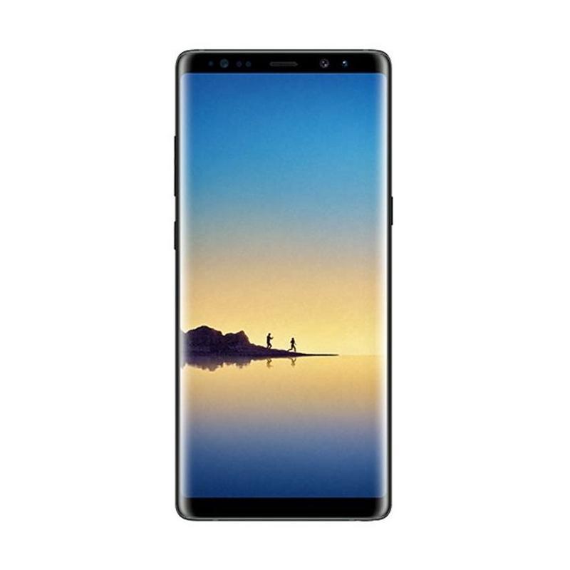 Samsung Galaxy Note 8 Smartphone - Orchid Gray [64GB/6GB/Garansi SEIN]