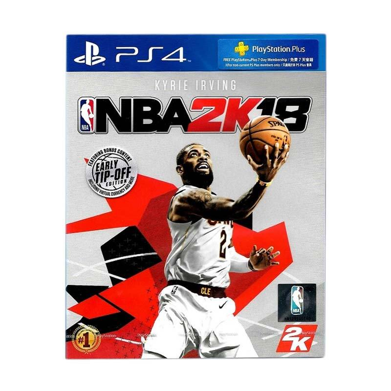 SONY PlayStation 4 NBA 2K18 DVD Game [R3]
