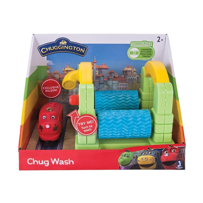 Chuggington Chug Wash Mainan Anak