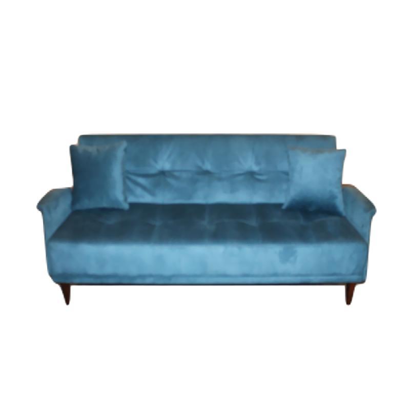 Zenith Sofa Bed - Blue