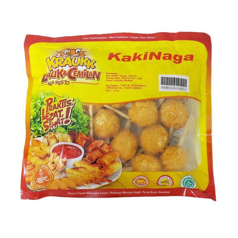 Kraukk Kaki Naga Frozen Food [15 pcs/250 g]