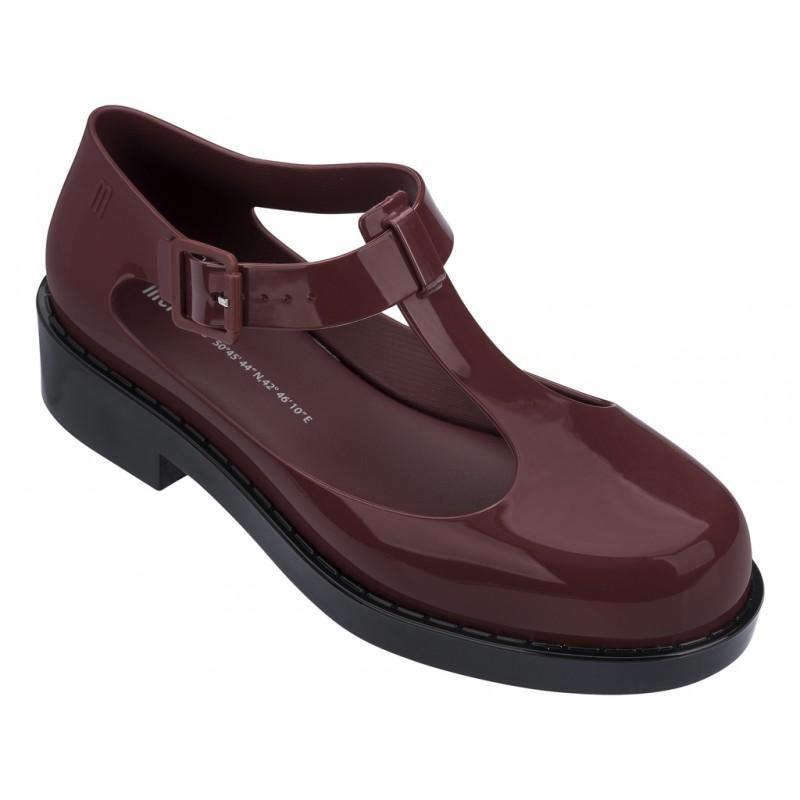 harga Melissa Ad Kazakova Mid Low Heels - Brown Blibli.com
