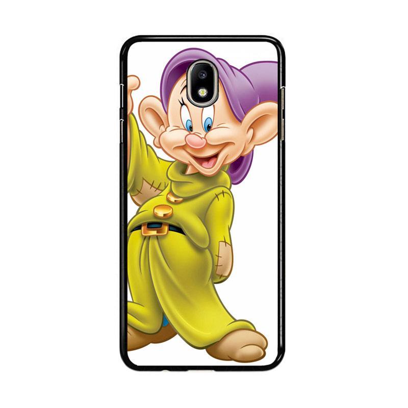 Flazzstore Disney Snow White 7 Dwarf Dopey Z0704 Custom Casing for Samsung Galaxy J7 Pro 2017