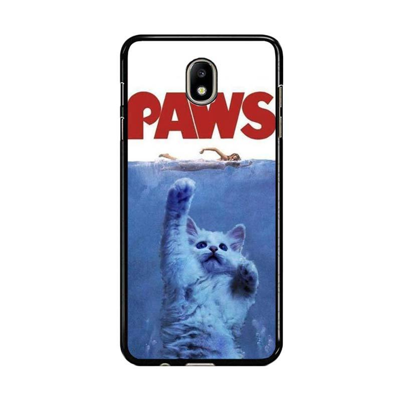 Flazzstore Paws Ovie Parody Funny Cat Attack F0586 Custom Casing for Samsung Galaxy J5 Pro 2017