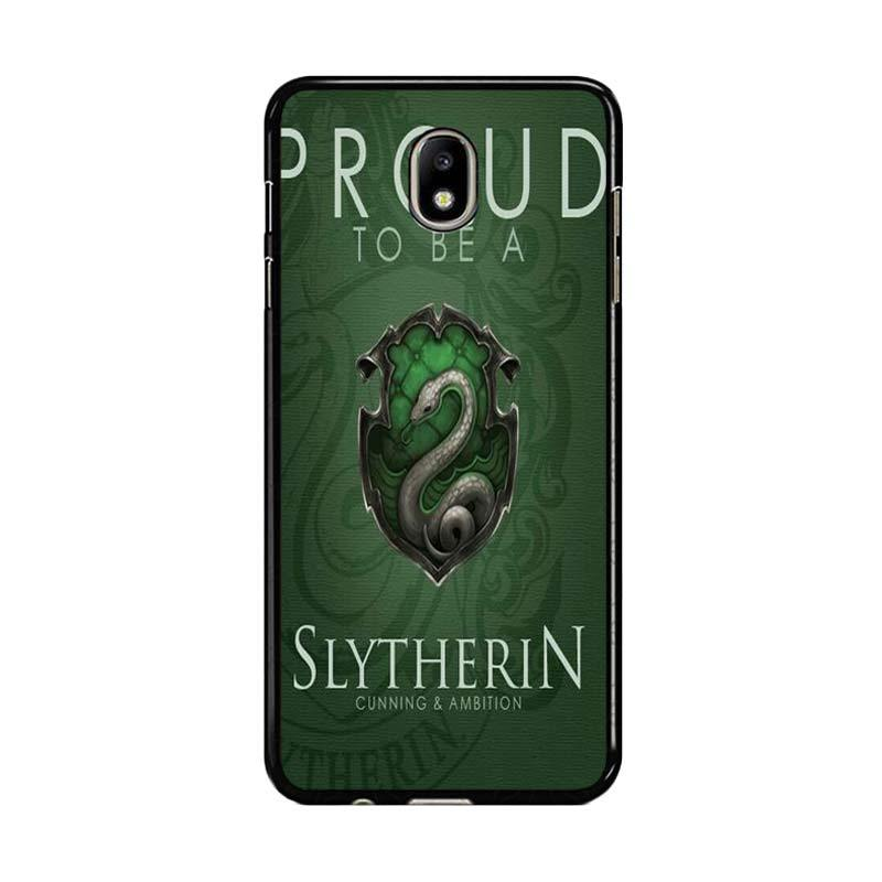 Flazzstore Proud To Be Slytherin F0574 Custom Casing for Samsung Galaxy J5 Pro 2017
