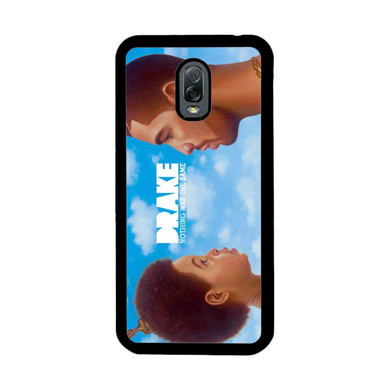 Flazzstore Drake Z0445 Custom Casing for Samsung Galaxy J7 Plus