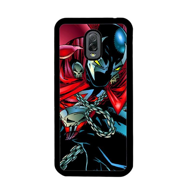 Flazzstore Spawn Cartoon Z0493 Custom Casing for Samsung Galaxy J7 Plus