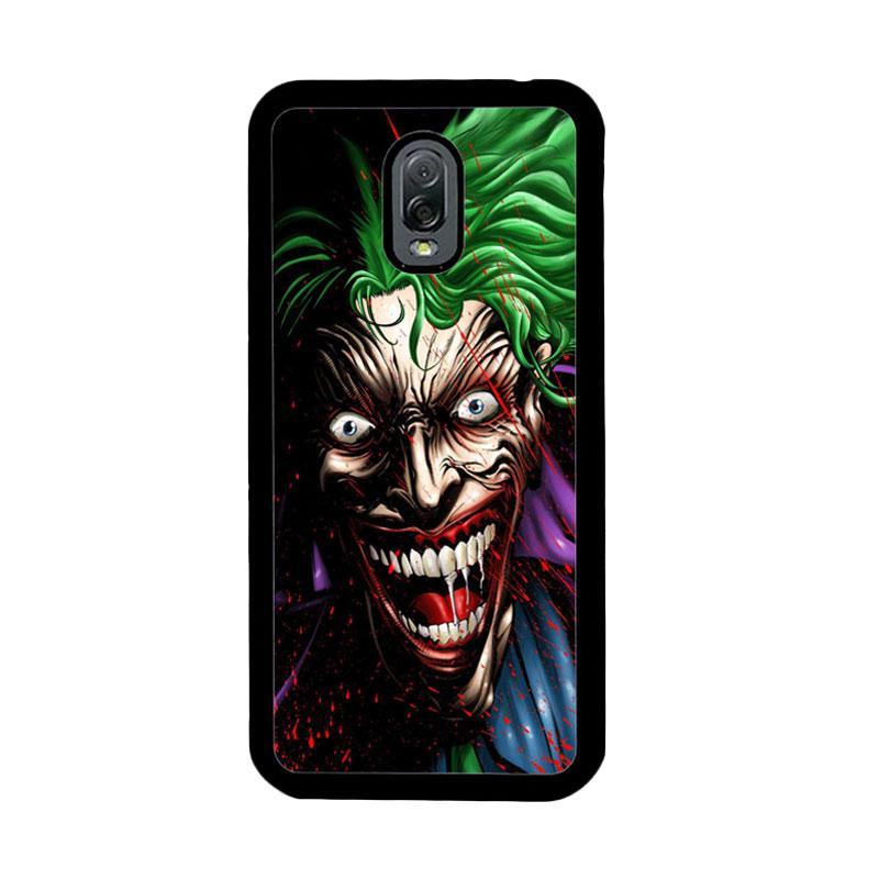Flazzstore Joker Face Cartoon Z1273 Custom Casing for Samsung Galaxy J7 Plus