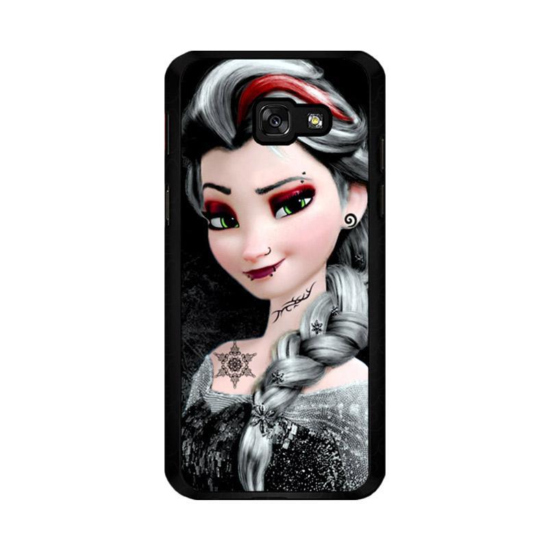 Flazzstore Punk Elsa Frozen Z0601 Costum Casing for Samsung Galaxy A5 2017