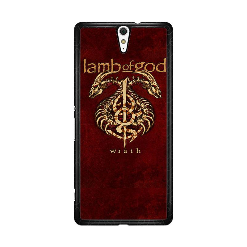 Flazzstore Lamb Of God Metal Band F0192 Custom Casing for Sony Xperia C5 Ultra