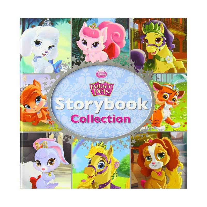 Gramedia Pustaka Utama Palace Pets: Storybook Collection: Kumpulan Cerita Hewan2 Ke by Disney Buku Anak