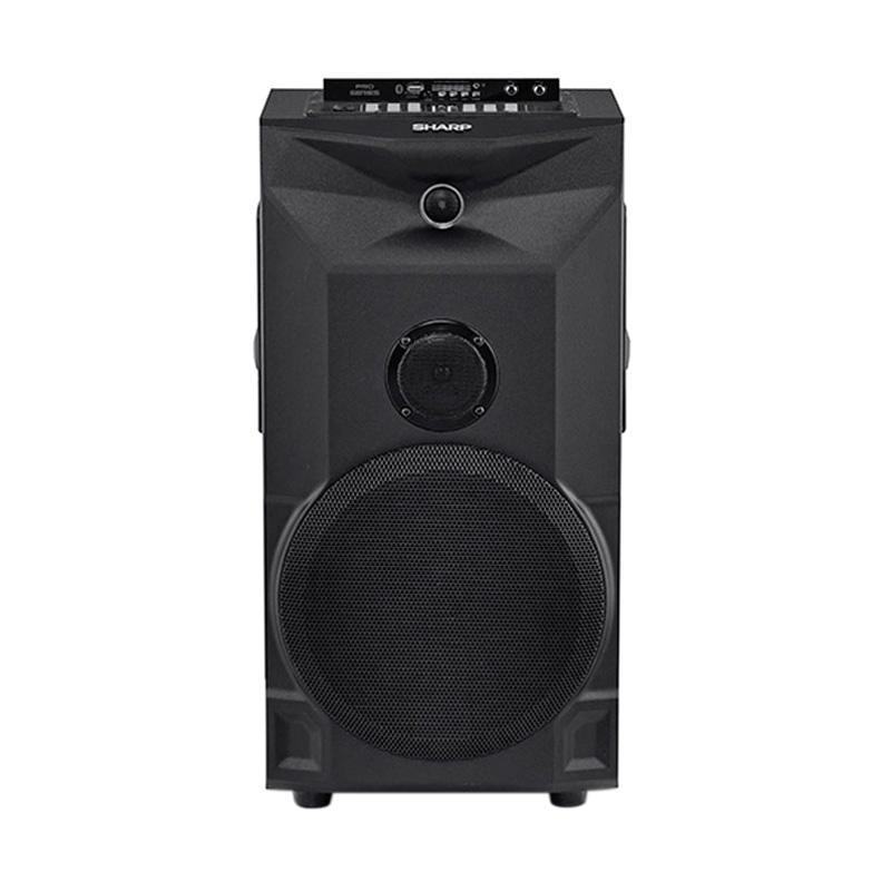 MTB210 Bluetooth Portabel Speaker My Tone Hitam Source . Source · SHARP CBOX .