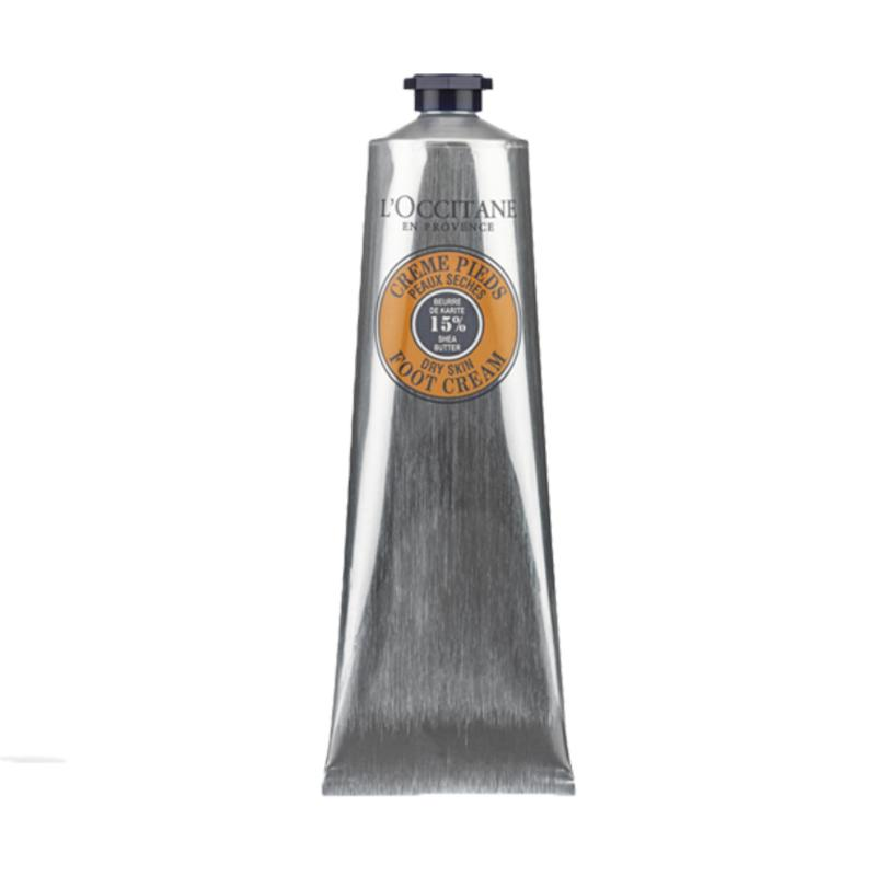 L'Occitane Shea Butter Foot Cream [150 mL]