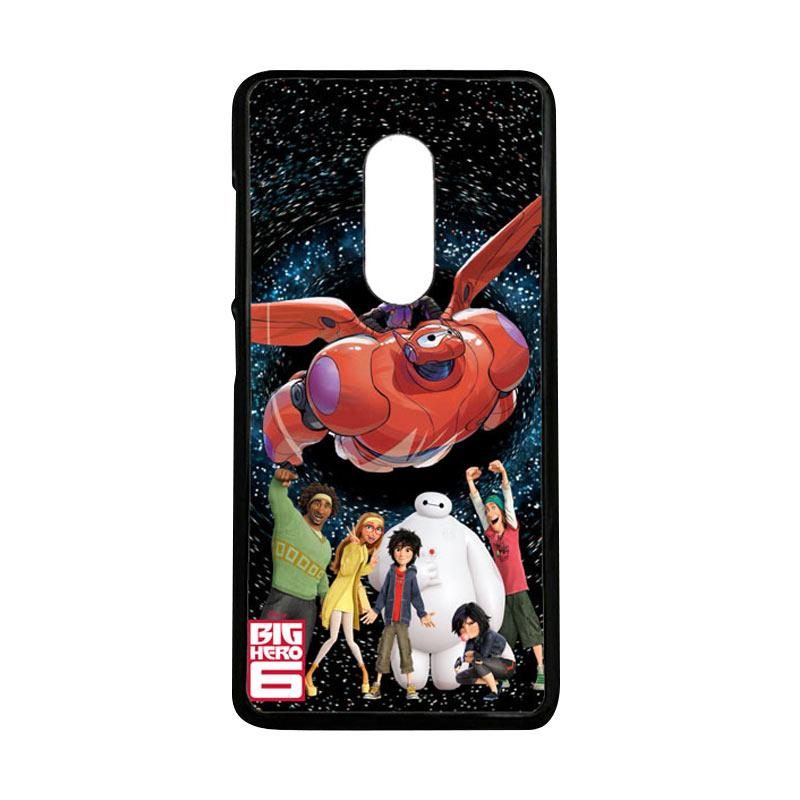harga Cococase Big Hero 6 Team O0657 Casing for Xiaomi Redmi Note 4 Blibli.com