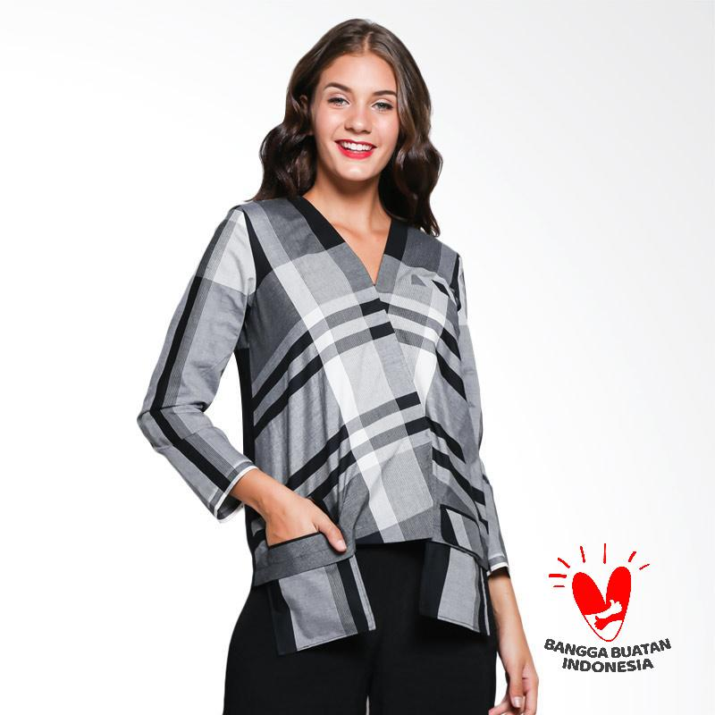 SAROENGAN Top Pocket Outside Monochrome