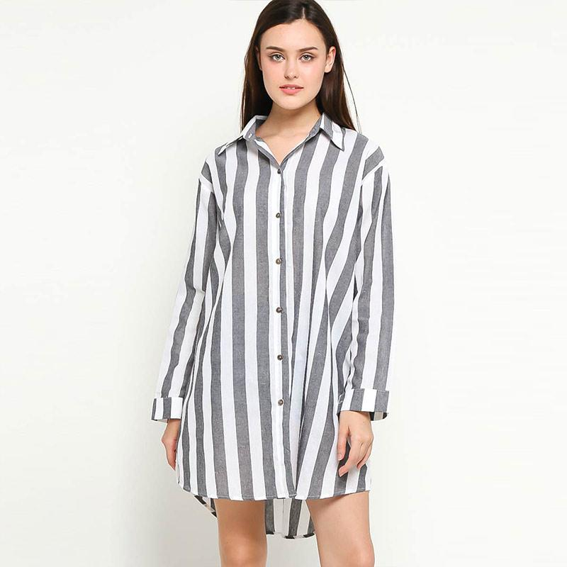 Ben Bella Stripe Long Sleeve