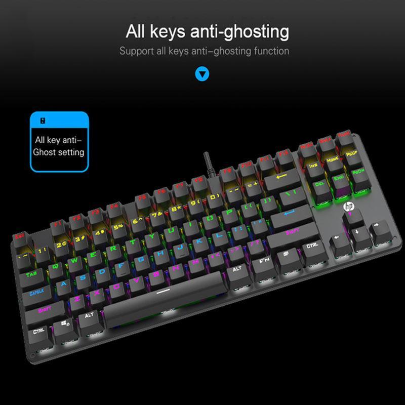 Jual Hp Gk200 Keyboard Mechanical Gaming Murah Maret 2020 Blibli Com