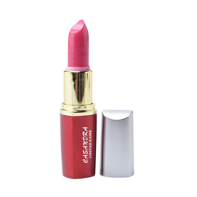 Casandra Silver Lipstick - No 7