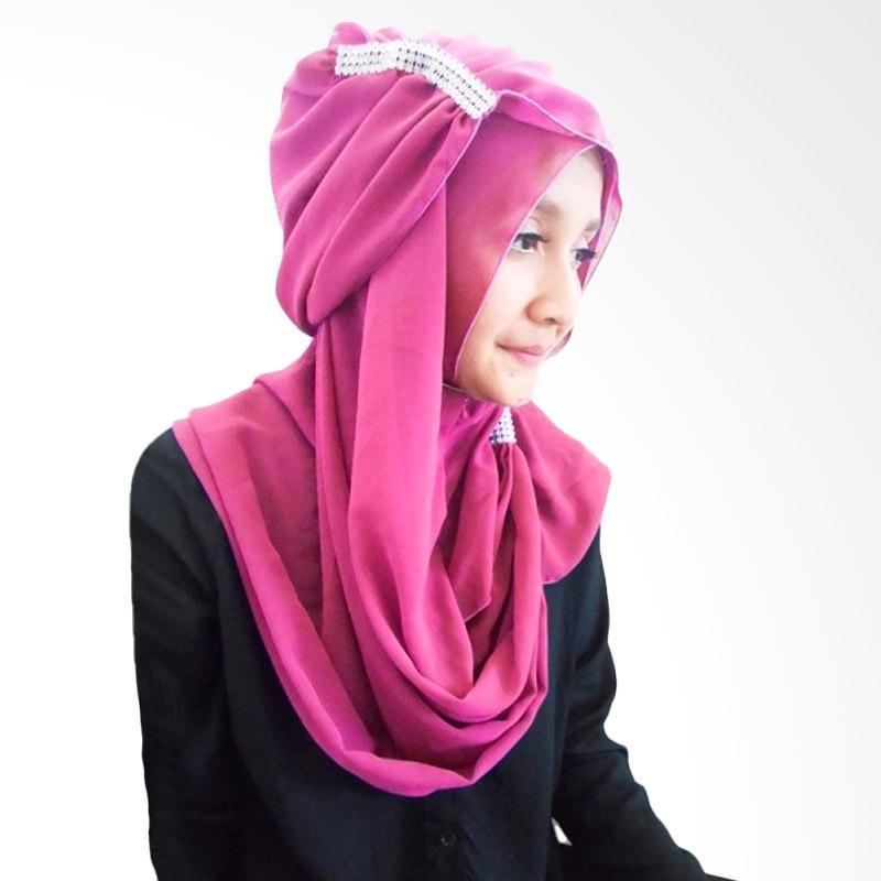Milyarda Ring Hijab - Pink