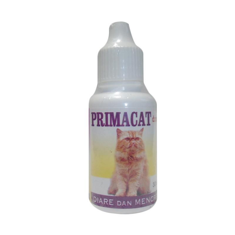 Primacat Obat Diare Kucing