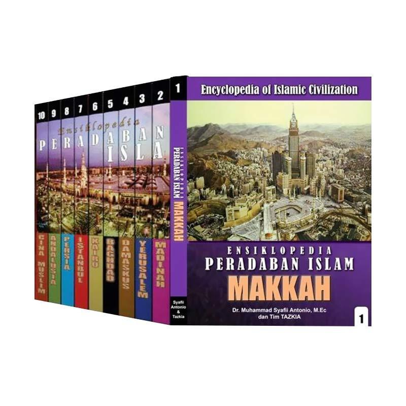 Ensiklopedia Peradaban Islam 10 Tempat Sejarah Peradaban Islam