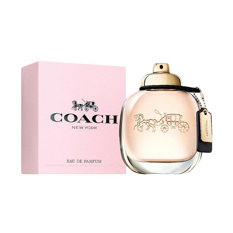 Coach The Fragrance EDP Parfum Wanita [90 mL]