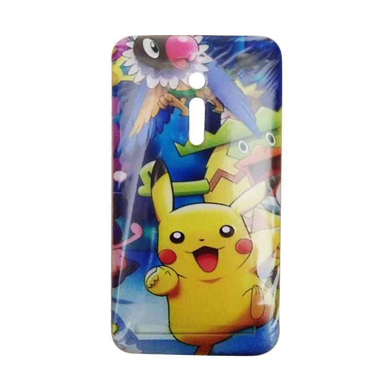FDT TPU Pokemon 009 Casing for Asus ZenFone 2 5.5 Inch