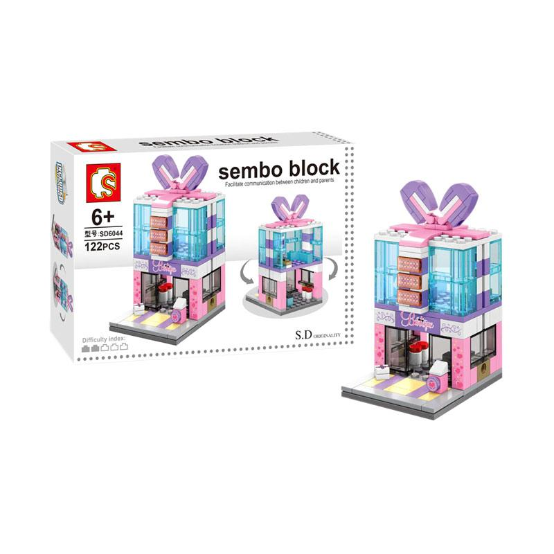 Sembo SD6044 Boutique Mini Blocks