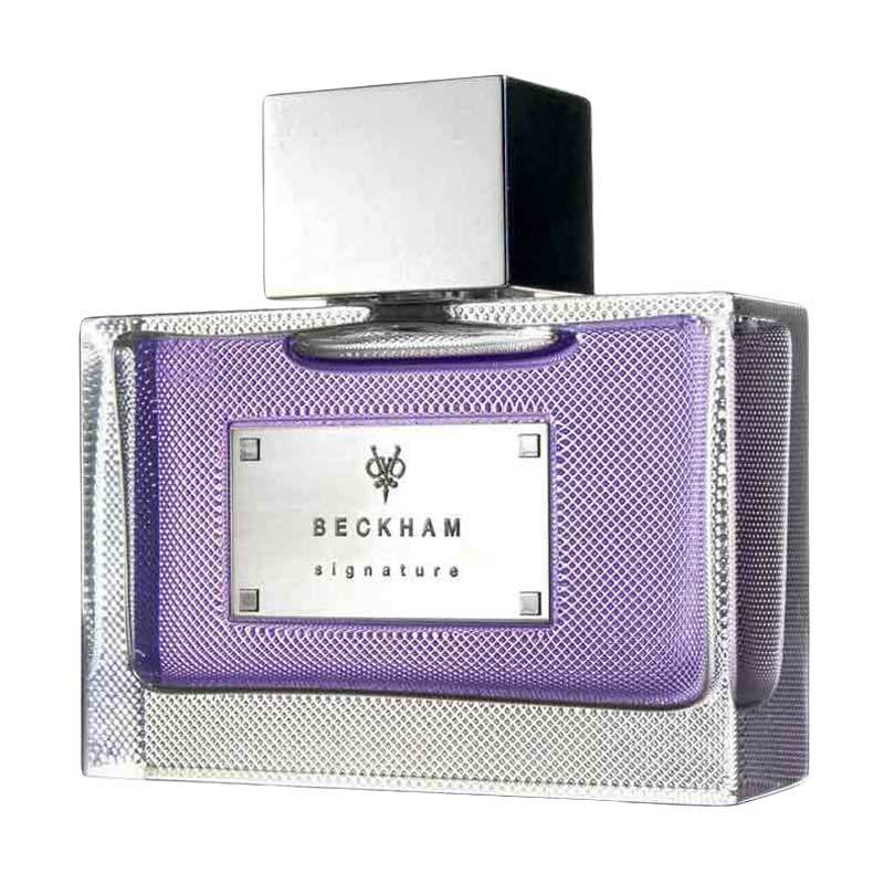David Beckham Signature EDT Parfum Pria [75 mL] Ori Tester Non Box