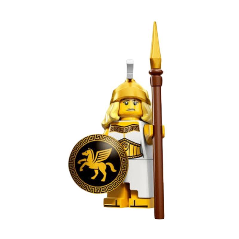 LEGO S12 Minifigure Battle Goddess Mainan Block & Puzzle