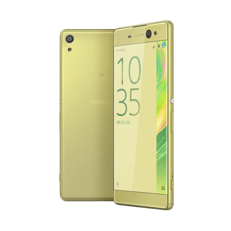 SONY Xperia XA Ultra Dual Smartphone - Green [3 GB/16 GB]