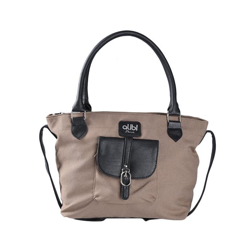 Alibi Ferona T0879K1 Tote Bag - Brown